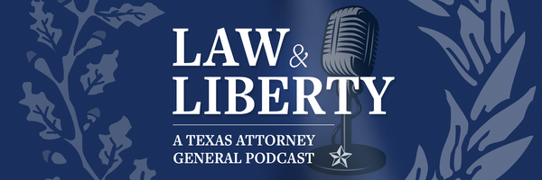 Law & Liberty podcast logo
