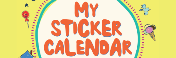 My Sticker Calendar 2019-2020